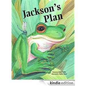 Free Kindle Book: JACKSON'S PLAN Perseverance Children's Picture Book (Fully Illustrated Version), by Linda Talley (Author), Andra Chase (Illustrator)