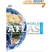 Compact Atlas of the World (Compact World Atlas)
