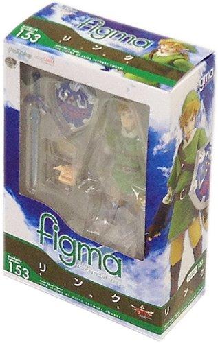 Good Smile The Legend of Zelda: Skyward Sword Link Figma Action Figure(Discontinued by manufacturer)