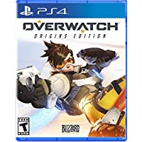 Overwatch Origins Edition for PlayStation 4 by Blizzard Entertainment + Free Overwatch Origins GWP for PS4