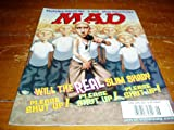 Mad Magazine Issue # 406 June 2001