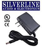 Replacement Power Supply/AC Adapter for DigiTech Bass Pedal Products: Bass Driver, Bass Squeeze, Bass Synth Wah & Bass Multi-Chorus (Aftermarket)*91 by Silverline Audio & Electronics