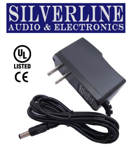 Replacement Power Supply/Ac Adapter For Behringer Pedal Products: Dr600 Digital Reverb, Hd300 Heavy Distortion, Cs400 Compressor Sustainer, Vb1 Vintage Bass (Aftermarket)*91
