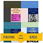 Kindle Publishing Bundle: Case Studies + Algebra, Trigonometry, and Statistics + Freud, Jung, Adler, Calkins, James + Motivation Theories, Theorists, and Emotion | Steven G Carley