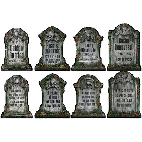 Pkgd Tombstone Cutouts