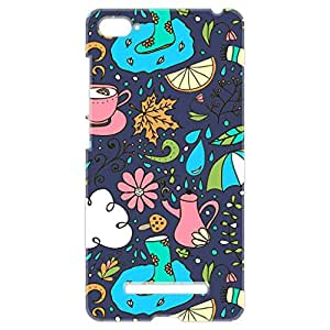 a AND b Designer Printed Mobile Back Cover / Back Case For Xiaomi Mi 4c (XOM_4C_3D_1960)