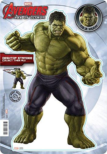 Aquarius Avengers 2 Hulk Desktop Standee