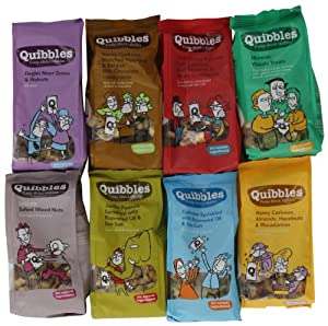 Quibbles, All Your Quibbles In Just One Box (Variety Pack of 12)