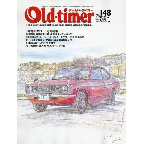 OLD TIMER 2016年 06 月号 [雑誌]