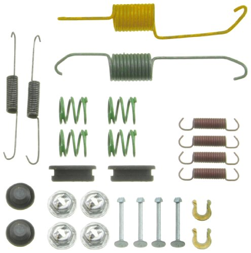 Dorman HW17387 Drum Brake Hardware Kit (Toyota Corolla 2003 Odometer compare prices)