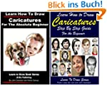 2 Books - Learn How to Draw Caricatur...