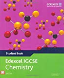 Edexcel IGCSE Chemistry Student Book with ActiveBook CD