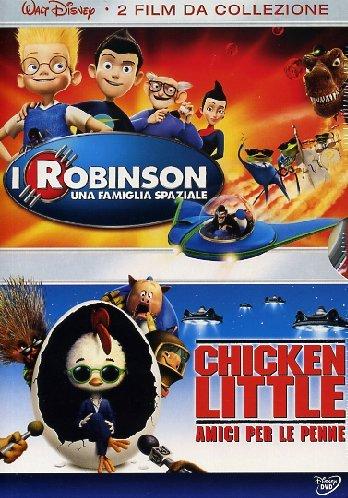 Chicken little + I Robinson [Italia] [DVD]