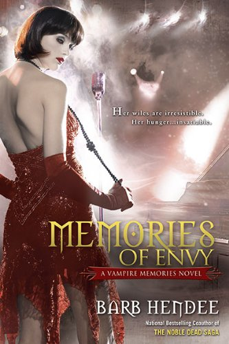 Image of Memories of Envy: A Vampire Memories Novel