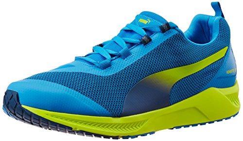 Puma - Ignite Xt, Scarpe Da Ginnastica da uomo, Blu (Blau (cloisonné-poseidon-sulphur spring 01)), 44