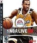 NBA Live 08 - Playstation 3