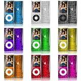 iSkin Vibes iPod nano 4G/Croc VBSN4G-CK