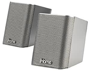 iHome iDM14S Bluetooth Wireless Mobile Speaker