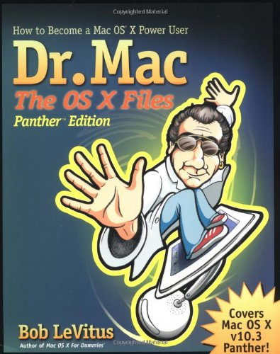 Dr. Mac: The OS X Files