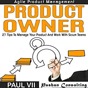 Agile Product Management: Product Owner Audiobook