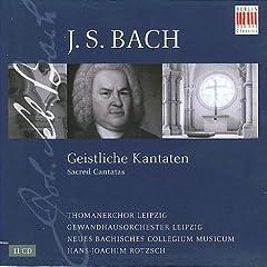 Bach: Geistliche Kantaten
