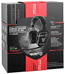 Madcatz Call of Duty: Black Ops 5.1 Surround Sound Headset (Xbox 360/PlayStation 3) für nur 92,98 Euro inkl. Versand