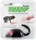 Dogmatic CatZip Chase Toy Mouse Version (Colors may vary)