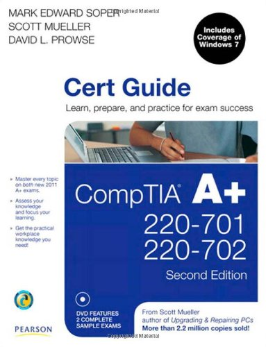 CompTIA A+ Cert Guide (220-701 and 220-702)