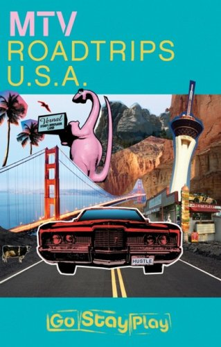 Mtv Road Trips U.S.A. (Mtv Guides)