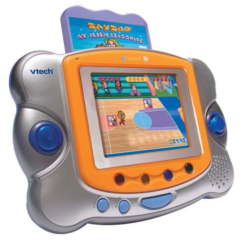 V.Smile Interactive Learning Handheld Game front-1072250