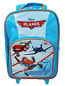 Disney Planes Premium Childs Cabin Wheeled Bag Trolley Suitcase Luggage by Disney