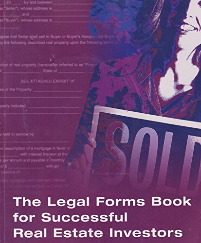 the-legal-forms-book-for-successful-real-estate-investors-comes-w-cd