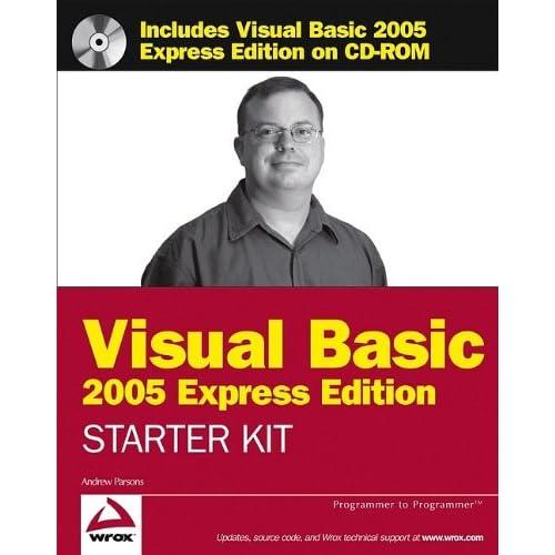 Visual Basic 2005 Express Edition Starter Kit