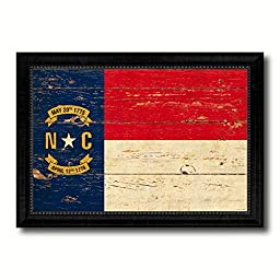 North Carolina State Vintage Flag Collection Western Interior Design Souvenir Gift Ideas Wall Art Home Decor Office Decoration - 23\