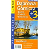 City Plus Maps - DABROWA GORNICZA plus 3 other cities