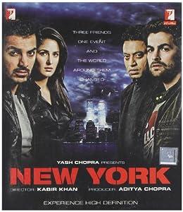 New York [Blu-ray](Bollywood Movie / Indian Cinema / Hindi Film)