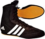 ADIDAS Box Hog Boxing Boots, UK7.5