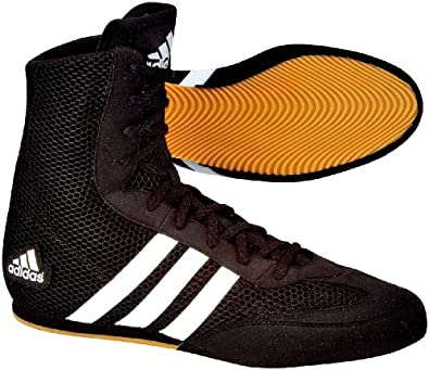 ADIDAS Box Hog Boxing Boots, US14