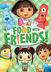 Nickelodeon Favorites: Food With Friends