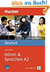 H�ren & Sprechen A2: Buch mit 2 A...