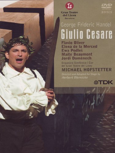 Handel: Giulio Cesare [DVD] [2007]