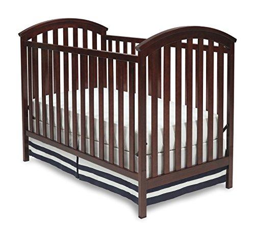 Delta Children Arbour 3-in-1 Crib, Chocolate