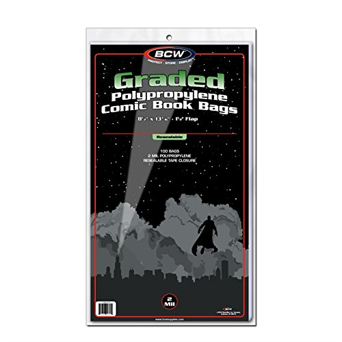 resealable-bag-for-graded-comics-100-bags