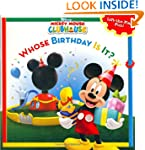 Mickey Mouse Clubhouse Whose Birthday...