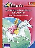 Zauberhafte Geschichten für Erstleser. Ponys