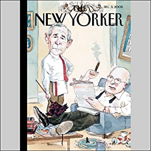 The New Yorker (Dec. 5, 2005) | [Hendrik Hertzberg, Ben McGrath, Seymour Hersh, Bruce McCall, Margaret Talbot, David Denby]