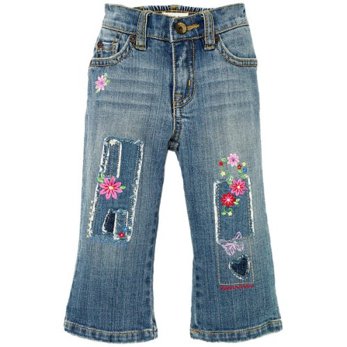 premium flare patch jeans - Buy premium flare patch jeans - Purchase premium flare patch jeans (The Children's Place, The Children's Place Apparel, The Children's Place Toddler Girls Apparel, Apparel, Departments, Kids & Baby, Infants & Toddlers, Girls, Pants)