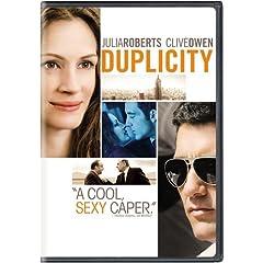 Duplicity DVD