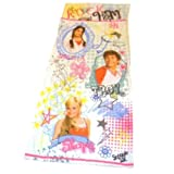 Childrens/Kids High School Musical Doodles Snuggle Sac - Sleeping Bag