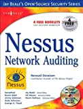 img - for Nessus Network Auditing: Jay Beale Open Source Security Series (Jay Beale's Open Source Security) book / textbook / text book